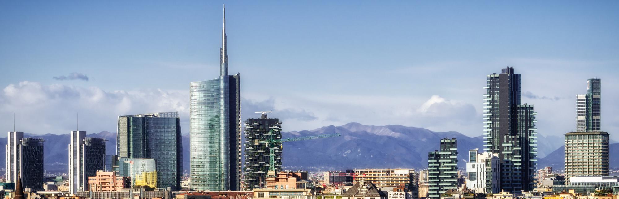 skyline-milan